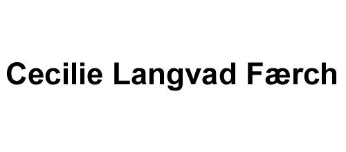 Cecilie Langvad Færch