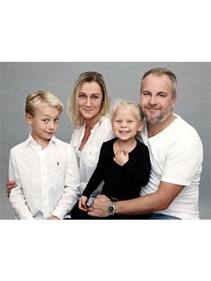 Familien Holm