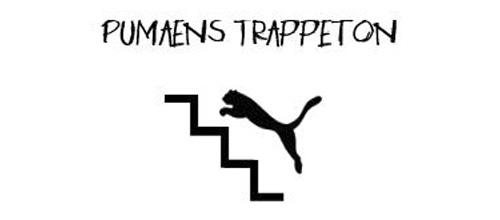 Pumaens trappeton