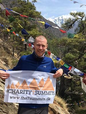#Charity7Summits